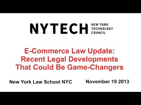 E-Commerce Law Update: Recent Legal Developments That Could Be Game-Changers
