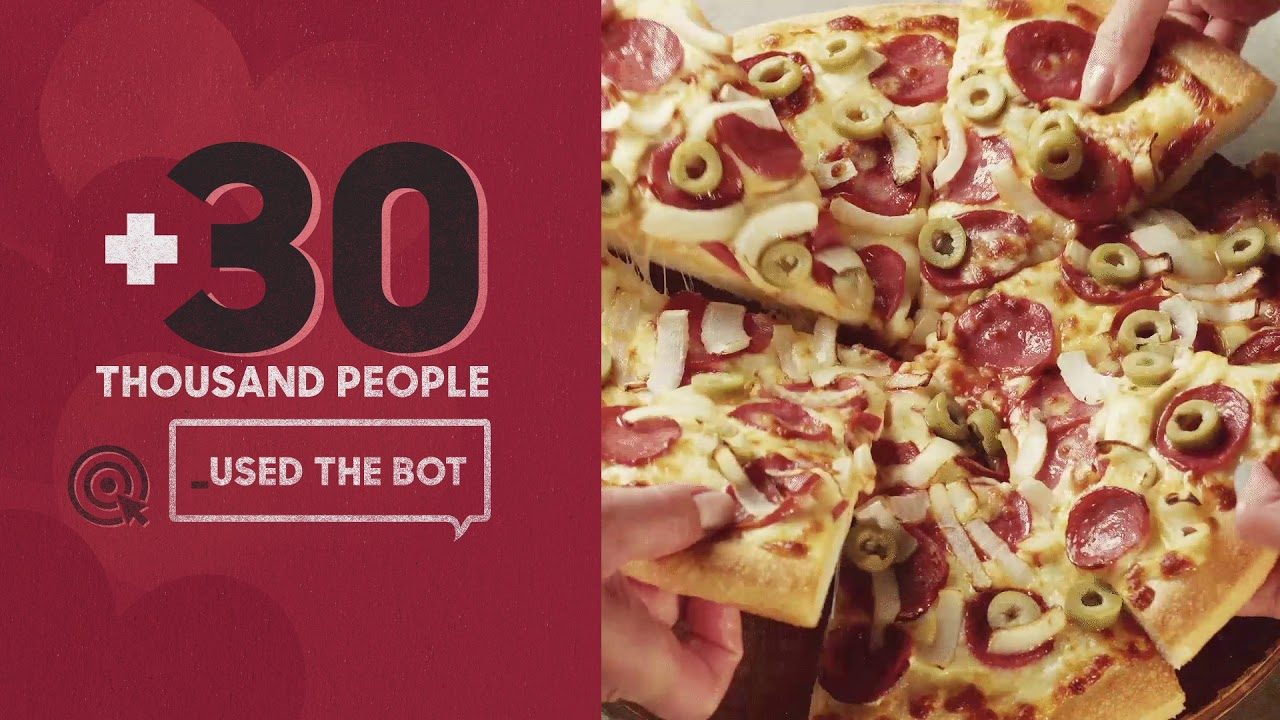 pizza hut dating profile Pizza hut and okcupid team up for valentine's day in order to find true love this valentine's day pizza hut has teamed up with online dating site okcupid evidently, pizza hut receives an outpouring of marriage proposal every day on its many social media sites, from facebook to twitter.