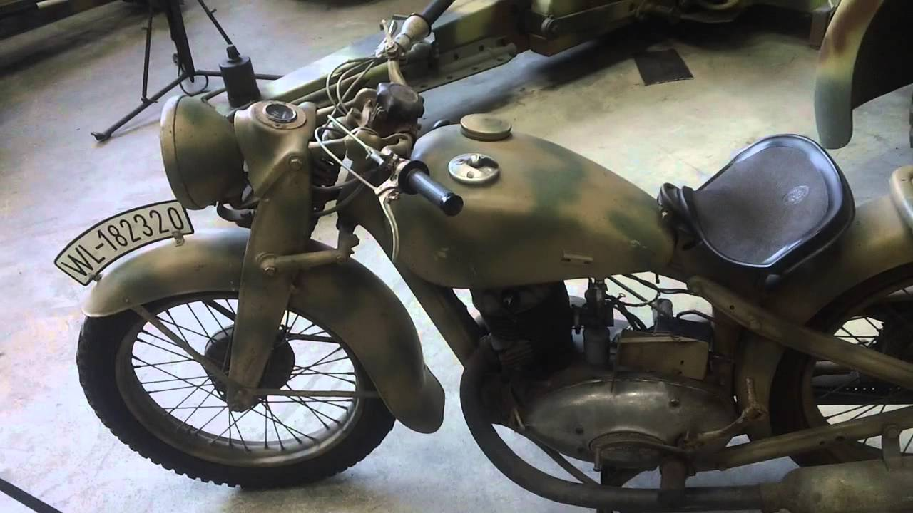 DKW NZ  Motorcycle The National World War II Museum New Orleans - World war ii museums in usa