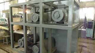Сушилка аэродинамическая для кедрового ореха РНУ-50.(Сушилка аэродинамическая для кедрового ореха РНУ-50. Рециркуляционная нагревательная установка РНУ-50. Для..., 2013-02-21T03:33:01.000Z)