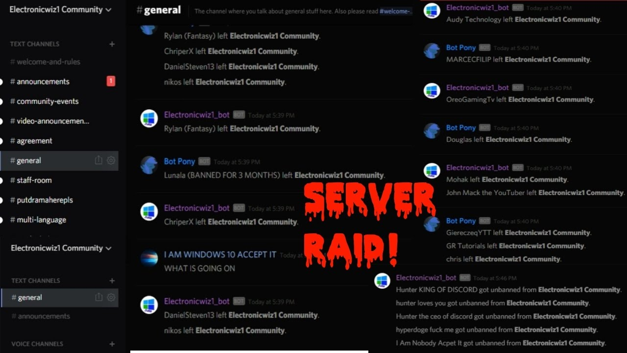 Discord has a major raiding issue, but the developers are trying to
