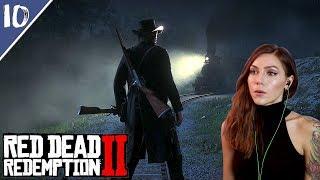 Train Heist with John Marston | Red Dead Redemption 2 Pt. 10 | Marz Plays