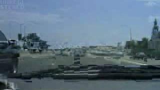 Driving into Santa Ana, CA - June 8, 2009