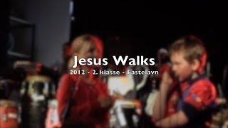 2. klasse • Fastelavn 2012 • Jesus Walks