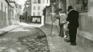 Le rossignol Montmartrois Arrangement pour flûte piccolo ou accordéon avec harmonie