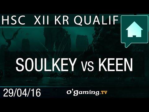 Soulkey vs KeeN - HomeStory Cup XIII - Qualifier KR