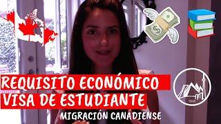 ¿Cuanto dinero necesito para estudiar en Canadá?