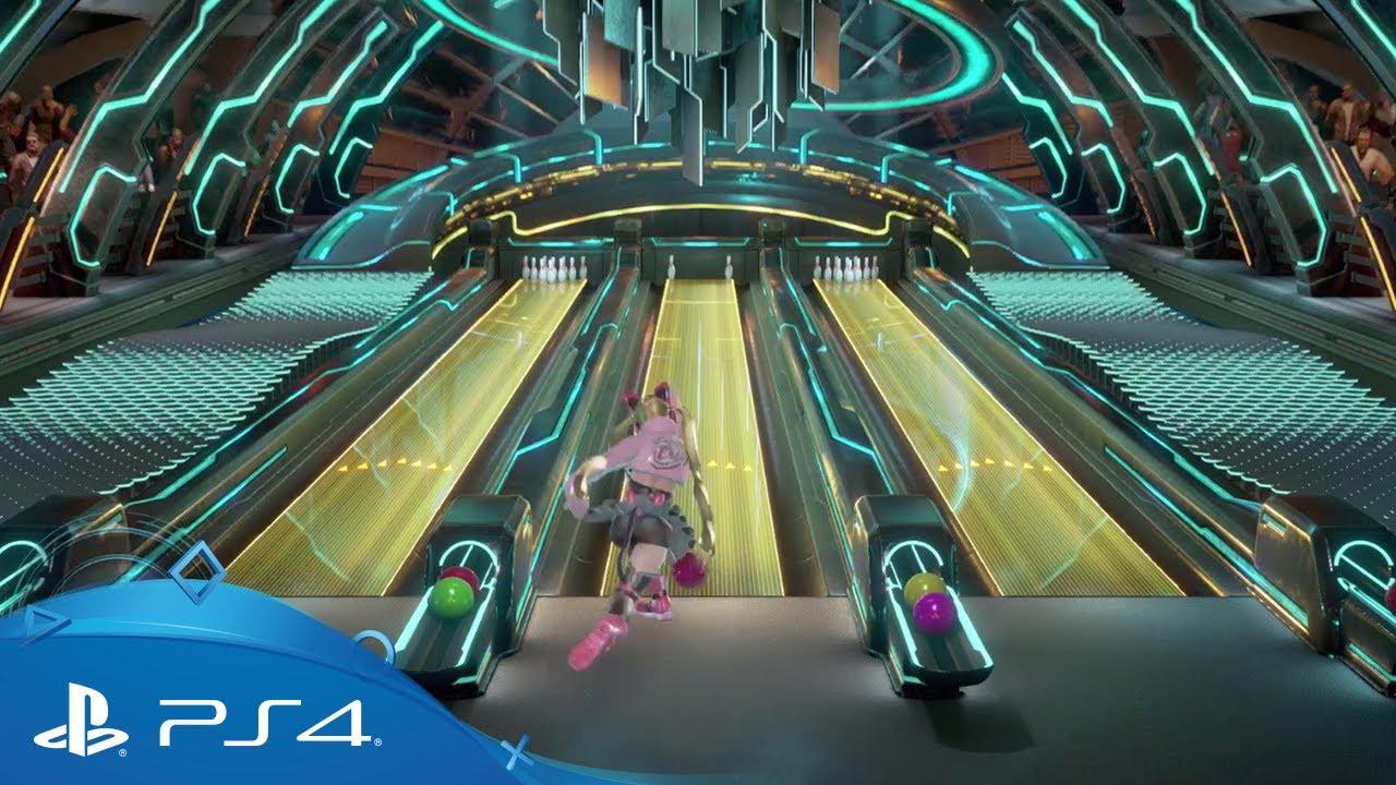 Tekken 7 | Ultimate Tekken Bowling DLC Trailer | PS4