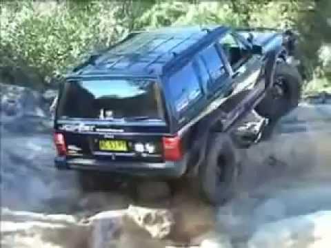 Ausjeepoffroad Jeep Wheeling