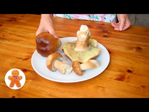 Заморозка грибов на зиму в домашних условиях
