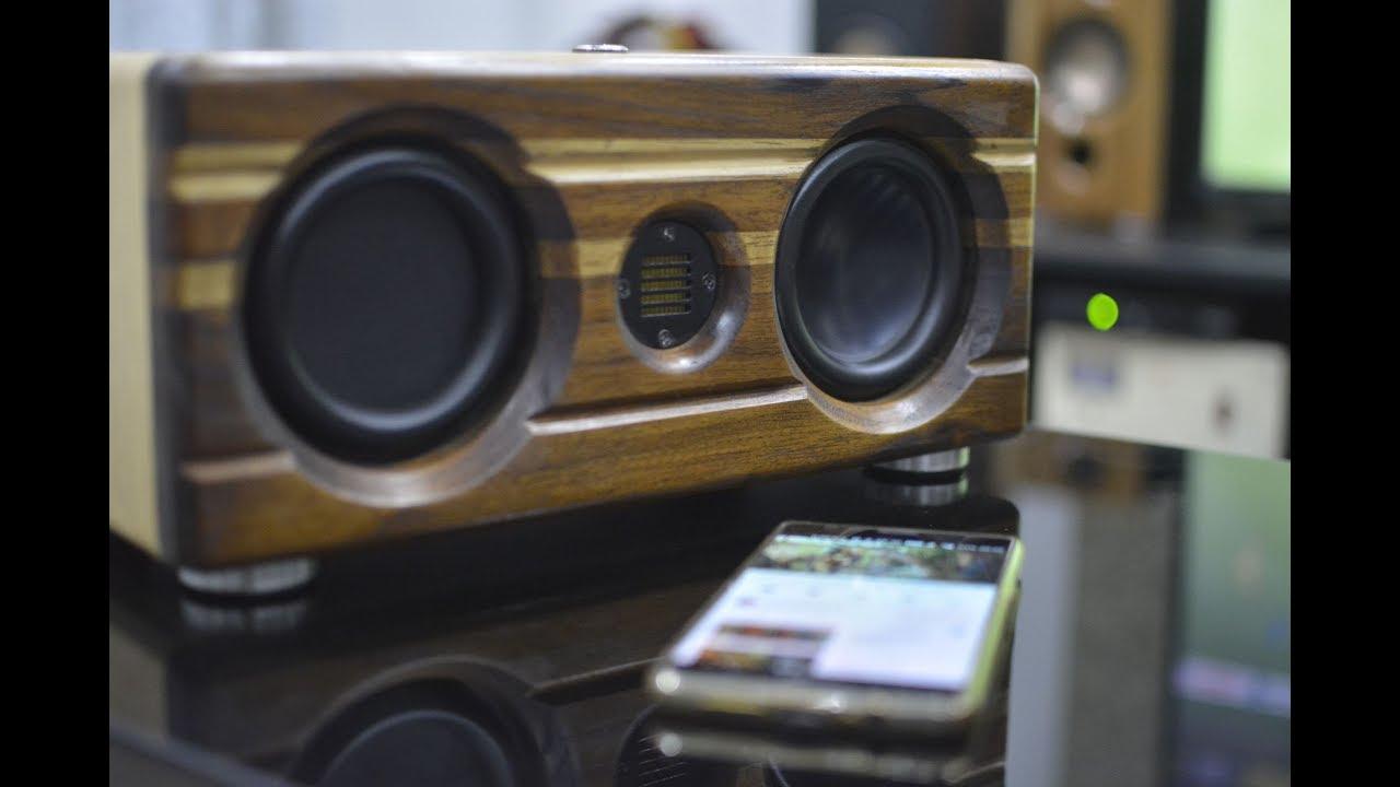 DIY Bluetooth Speaker Build