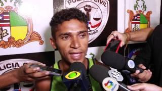 Estuprador fala sobre o crime em Urbano Santos Maranhão