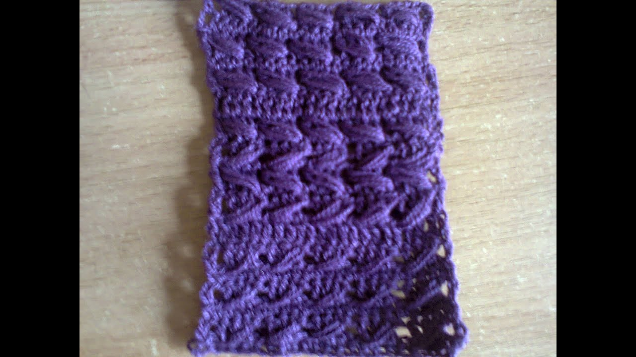 ??? ?????? ???? ? ?????????? ??????? ???????. How to knit pattern with elonga...
