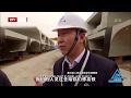 外国记者来到中国高铁建造工地,瞬间被中国制造折服