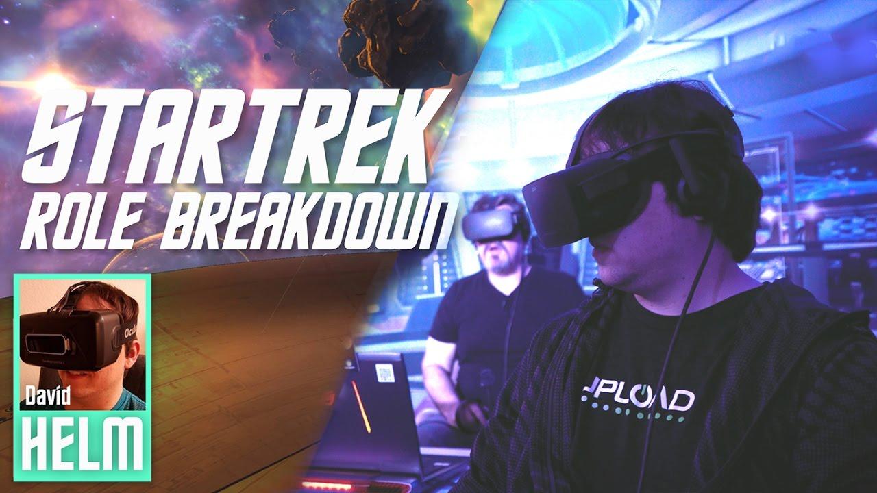 An In-Depth Look At The Helm Role In Star Trek: Bridge Crew