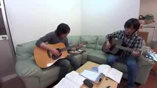 音楽仲間の南丹太郎さんにサポートしてもらって浜田省吾さんの『 Becaus...