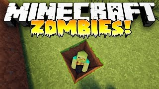 Minecraft: CoD ZOMBIES! - w/Preston