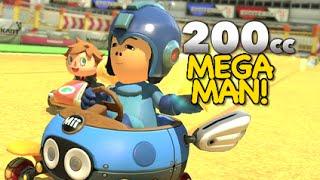 MEGA MAN! [200cc] [DLC] [MARIO KART 8]