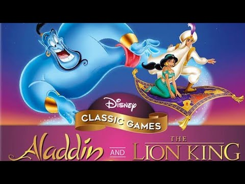 Disney Classic Games Aladdin and The Lion King part 1 |