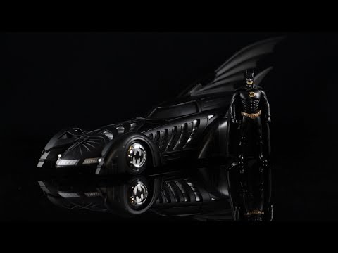 Batman Forever Batmobile 1:32 Jada Toys 98717