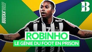 Robinho, le génie du foot en prison pour viol !