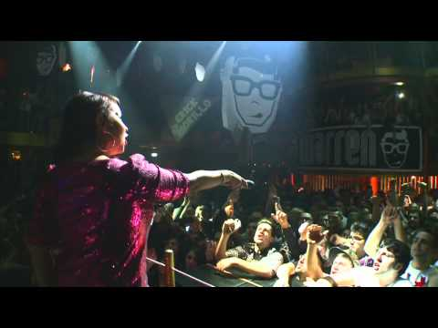 Live Your Life LIVE in Italy, feat. Shawnee Taylor 'the voice of House Music'