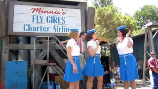 Minnie's Fly Girls part 2