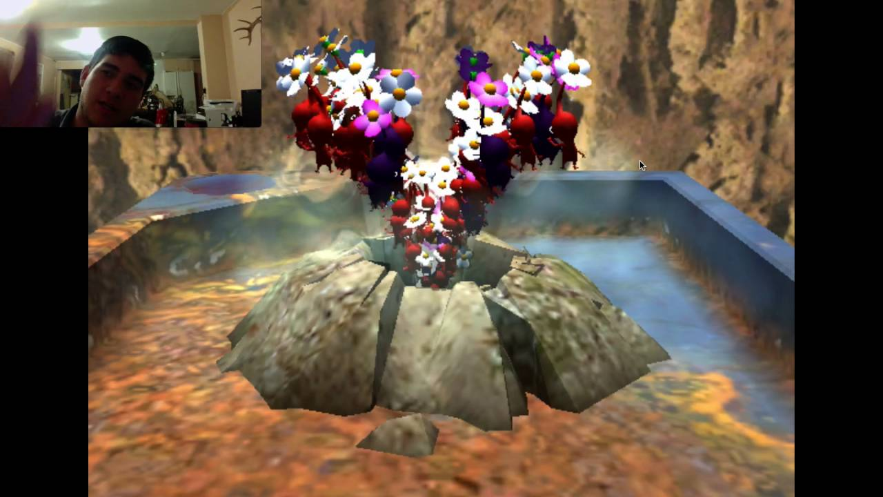 Mrep Plays Pikmin 2 Part 4 White Flower Garden Youtube