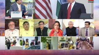 Experts discuss key points of Trump-Modi meet at White House