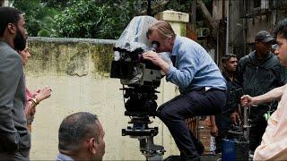 Blockbuster Tenet nu te zien in de bios: bekijk exclusieve backstage-beelden