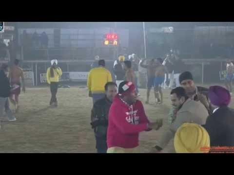 JAGRAON KABADDI CUP - 2014 | KABADDI 75 Kg | Quarter - Final, Semi-Final & Final || HD || Part 2nd.