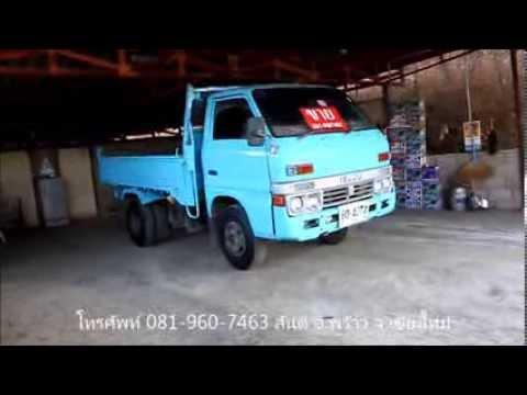 ขายแล้ว รถบรรทุกมือสอง หกล้อดั้ม ISUZU TL 85แรงม้า 2800CC เชียงใหม่ TRUCK DIESEL THAILAND