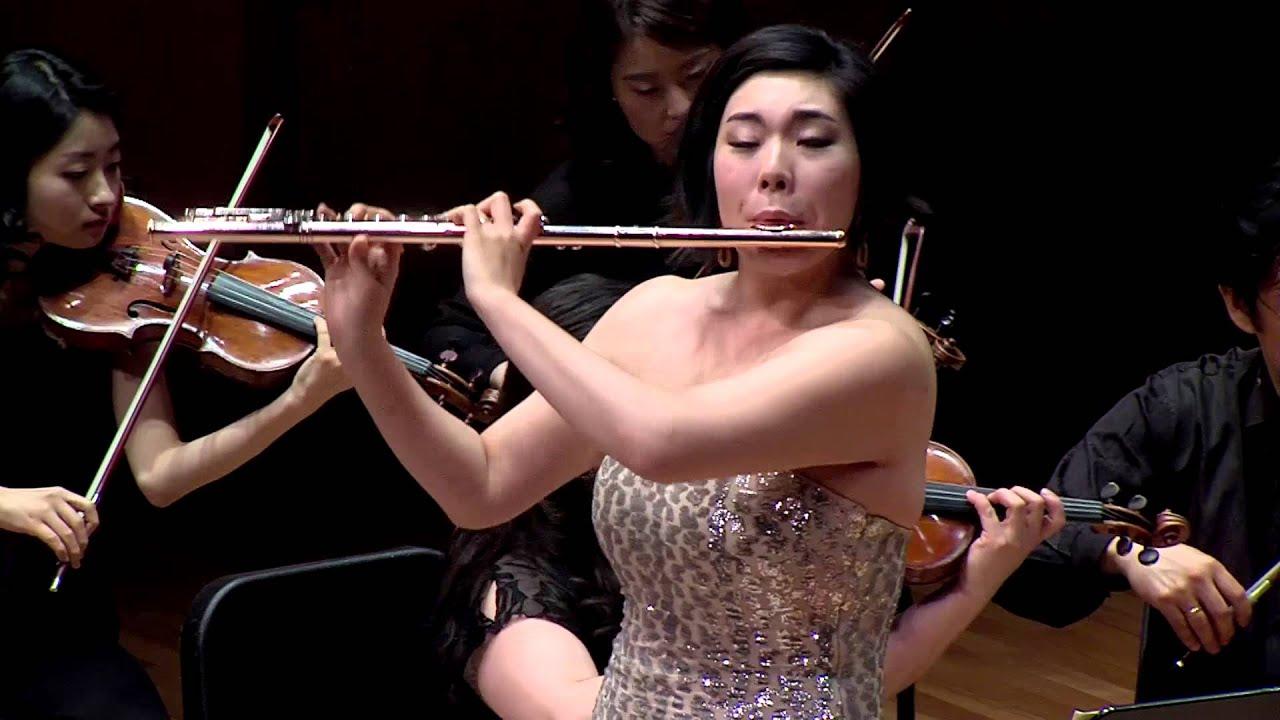 J J Quantz Flute Concerto G major