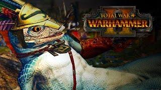 Total War: Warhammer II Lizardmen In-Engine Trailer