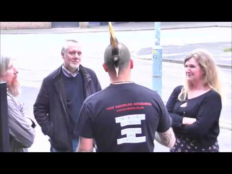 Newcastle Under Lyme   Gig Video   01 April 2017