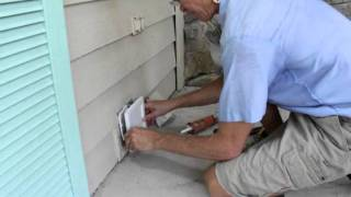 Dryer Wall Vent Intro and Retro Fitting