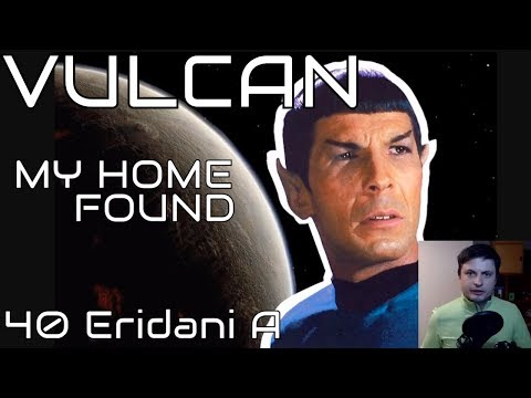 Another Thing Star Trek Got Right - Real Life Planet Vulcan