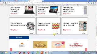 How to check HDFC Cash Back Point in your netbanking