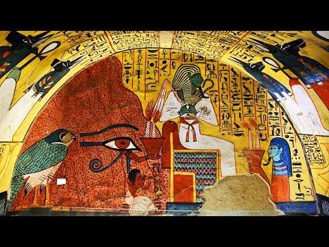 Les Tombes Perdues De Thebes | L'Egypte Antique