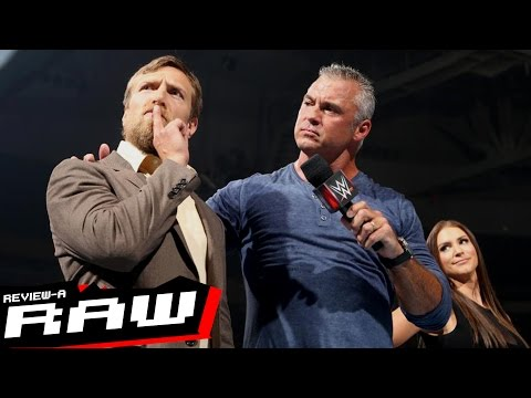 """WWE Raw July 18, 2016 Full Show Review   REVIEW-A-RAW """"Gotta Draft 'Em All"""""""