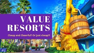 Disney Value Resorts: Pros and Cons (2019)