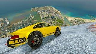 SUPER DERRAPE ÉPICO! - CARRERA GTA V ONLINE - GTA 5 ONLINE