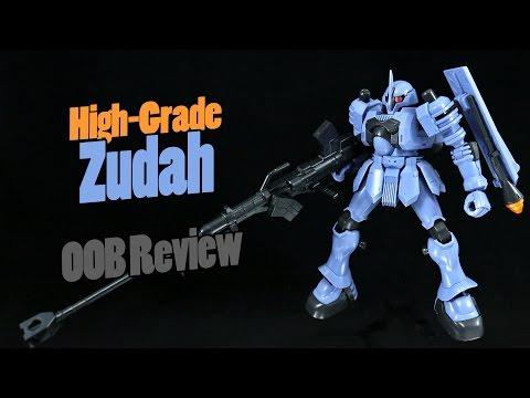 988 - HGUC Zudah (OOB Review)
