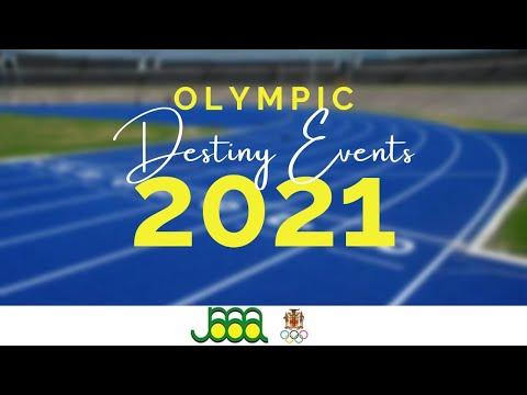 Olympics Destiny Events 2021 - JOA/JAAA
