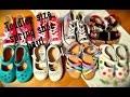 Toddler size spring shoe haul. Converse, Target & more