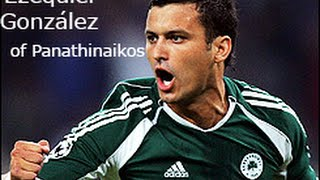 Ezequiel González of Panathinaikos [official 3 chapter video]