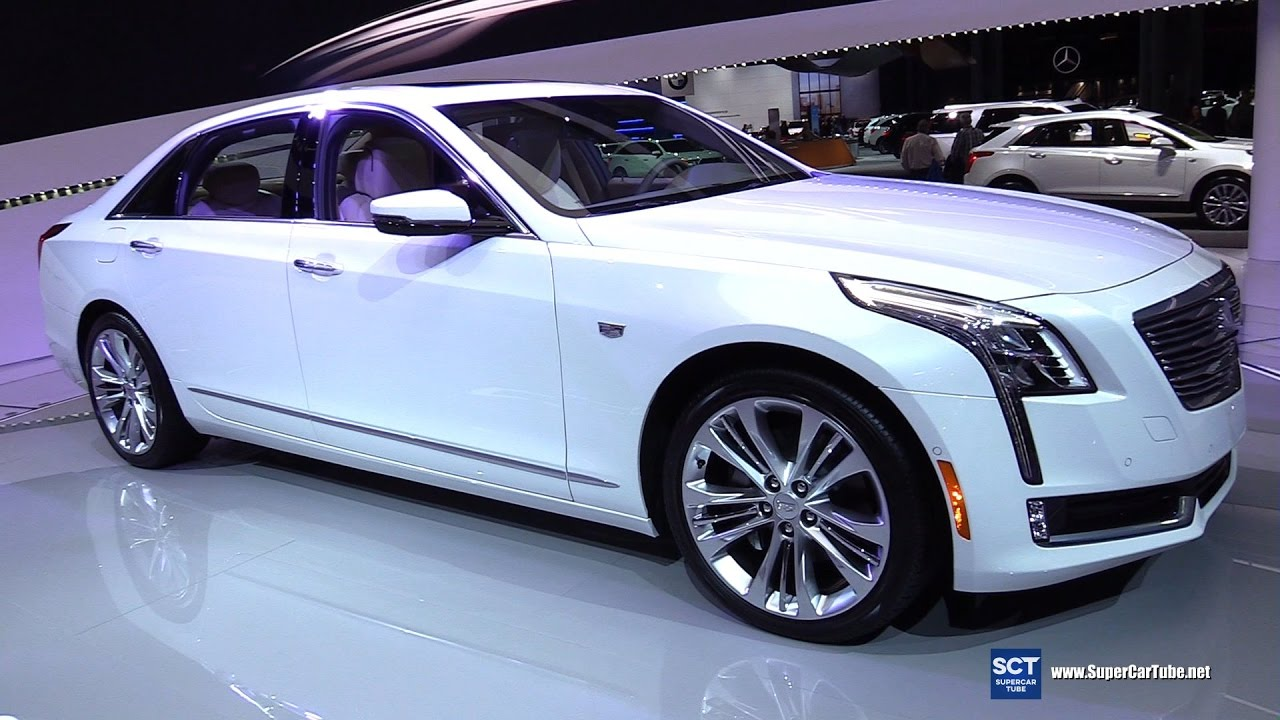 2018 Cadillac CT6 3.0TT AWD - Exterior and Interior ...