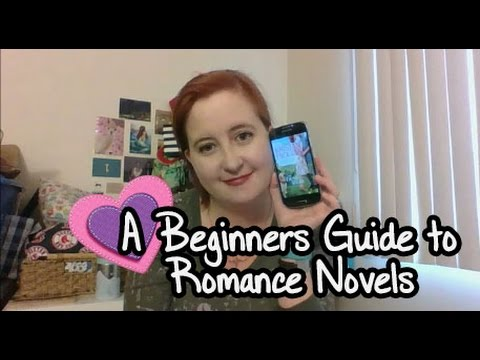 A Beginners Guide to Romance Novels