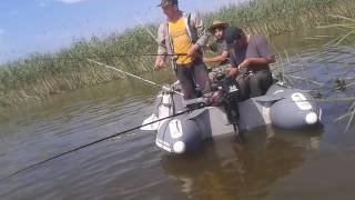 Риболовля на Вишці (Астраханська ОБЛ) (На незрозумілим мовою для багатьох)