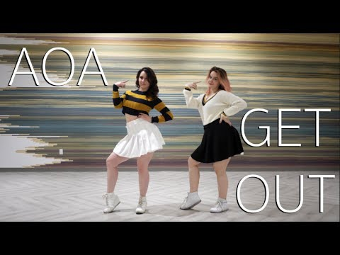 AOA (에이오에이) - Get Out Dance Cover [JBN] [Neon Pop]